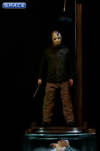 1/3 Scale Jason Voorhees Dark Reflection Maquette (Friday the 13th)