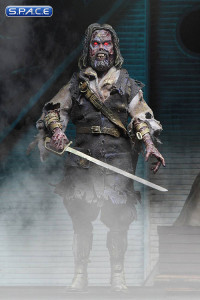 Captain Blake Figural Doll (The Fog)
