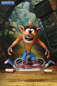 Crash Bandicoot Deluxe with Hoverboard (Crash Bandicoot)