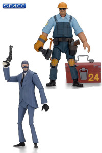 Set of 2: Team Fortress 2 Series 3.5 (Team Fortress 2)