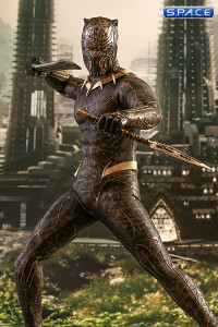1/6 Scale Erik Killmonger Movie Masterpiece MMS471 (Black Panther)