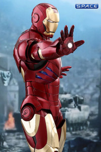 1/4 Scale Iron Man Mark III QS011 (Iron Man)