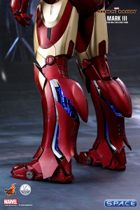 1/4 Scale Iron Man Mark III QS011 (Iron Man)