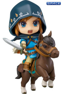 Link Deluxe Nendoroid (The Legend of Zelda: Breath of the Wild)