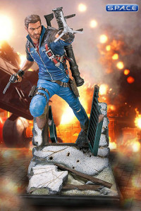Rico Rodriguez Statue (Just Cause 3)