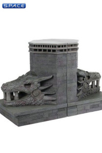 Dragonstone Gate Bookends (Game of Thrones)