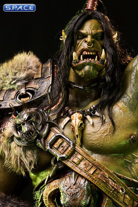 Grom Hellscream Second Edition Epic Series Premium Statue (Warcraft)