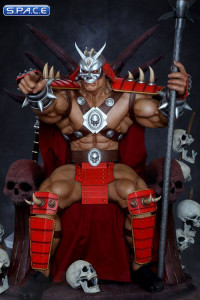 1/3 Scale  Shao Kahn on Throne Statue (Mortal Kombat)
