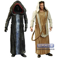Ascended Daniel & Anubis 2-Pack Previews Excl. (Stargate SG1)