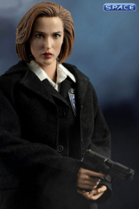 1/6 Scale Agent Scully Deluxe Version (X-Files)