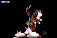 Deadpool #unicornselfie Q-Fig Diorama (Marvel)