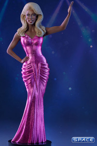 RuPaul Pink Dress Version Maquette (RuPaul's Drag Race)