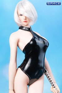 1/6 Scale Miss 2B's Swimsuit Set black