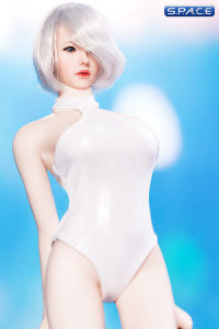 1/6 Scale Miss 2B's Swimsuit Set white