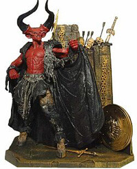 Lord of Darkness from Legend Special Edition (Movie Maniacs 5)