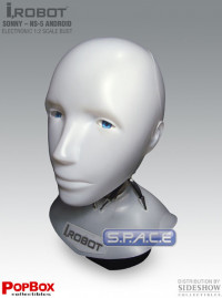 1:2 Scale NS-5 Sonny Head Replica (I, Robot)