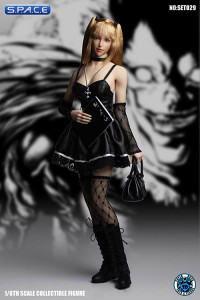 1/6 Scale Gothic Girl Set