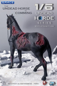 1/6 Scale The Undead Horse (Undead Horde Series)