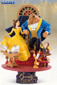 Beauty and the Beast Diorama Stage 011 (Disney)