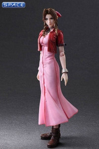 Aerith Gainsborough from Final Fantasy VII Crisis Core (Play Arts Kai)