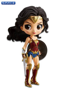 Wonder Woman Q Posket Mini Figure (Justice League)