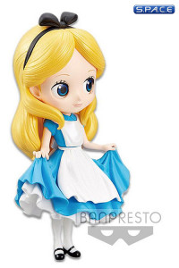 Alice Q Posket Mini Figure (Alice in Wonderland)