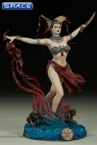 Gethsemoni - Queen's Conjuring PVC Statue (Court of the Dead)