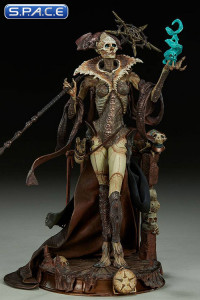 Xiall - Osteomancer's Vision PVC Statue (Court of the Dead)