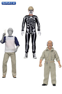 Set of 3: Karate Kid Figural Dolls (Karate Kid)