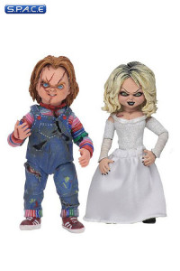 Ultimate Chucky & Tiffany 2-Pack (Bride of Chucky)