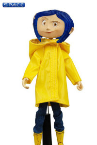 Coraline in Raincoat Articulated Figure (Coraline)