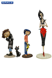 Best Of 4-Pack (Coraline)