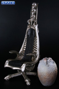 1/6 Scale Harkonnen »Capo« Chair metallic Version