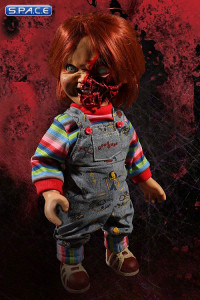 Talking Pizza Face Chucky Mezco Designer Series (Child's Play 3)