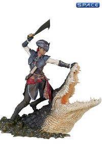 Aveline de Grandpré PVC Statue (Assassin's Creed: Liberation)