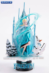 Elsa Disney Select PVC Diorama Exclusive (Frozen)