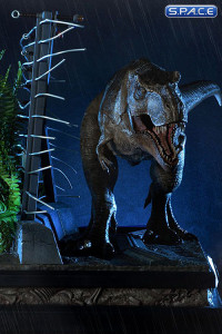 1/15 Scale T-Rex Legacy Museum Collection Statue (Jurassic Park)