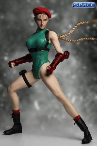 1/6 Scale green Cammy Cosplay Set