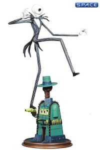 Oogie's Lair Jack PVC Statue (Nightmare before Christmas)