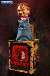 Chucky Burst-A-Box Music Box (Bride of Chucky)
