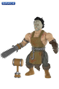 Savage World Leatherface (Texas Chainsaw Massacre)