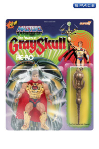 He-Ro Vintage (The Powers of Grayskull)