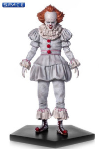 1/10 Scale 2017 Pennywise Art Scale Statue (Stephen King's It)