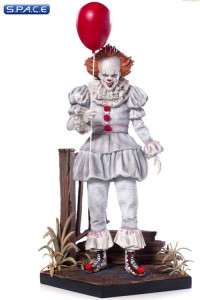 1/10 Scale 2017 Pennywise Deluxe Art Scale Statue (Stephen King's It)