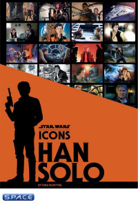 Star Wars Icons Book Han Solo (Star Wars)