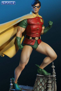 Robin Super Powers Collection Maquette (DC Comics)