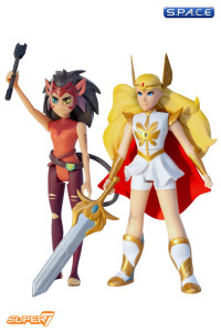 Bundle of 2: She-Ra & Catra (She-Ra and the Princesses of Power)