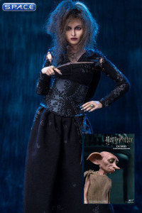 1/6 Scale Bellatrix Lestrange Deluxe Version (Harry Potter and the Deadly Hallows Part 2)