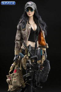 1/6 Scale Combat Girl Nana