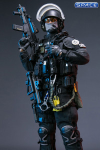 1/6 Scale Raid - French Police Unit